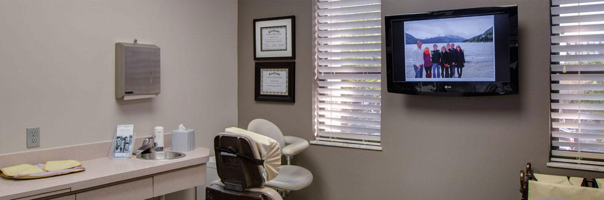Gentle Dentistry Tampa office